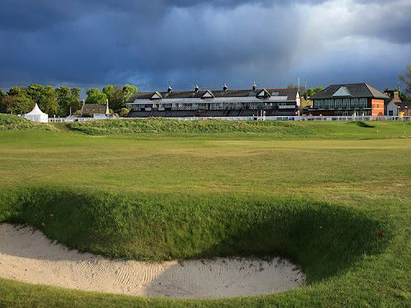 Image for 2 nights Dinner, Bed & Breakfast & 3 rounds of golf Only £235 per person