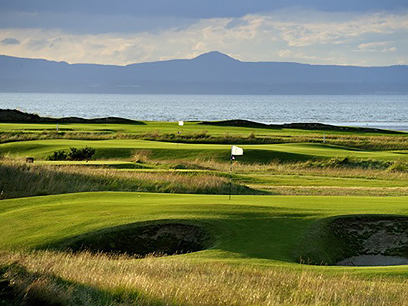 Image for 4 Nights Dinner, Bed and Breakfast and 4 rounds of golf Only £373 per person