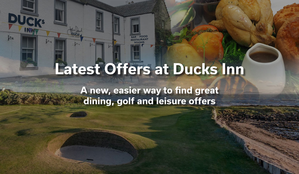 latest offers ducks inn scotland